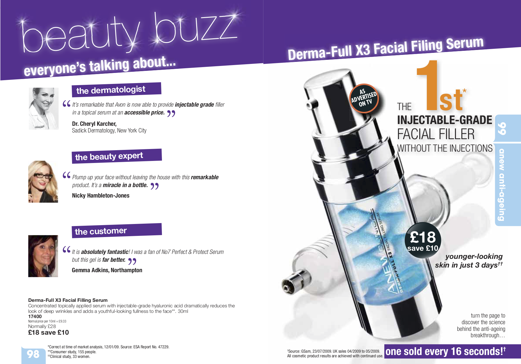beauty buzz written by Becky Pink, copywriter and content creator